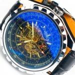купить Мужские Скелетон часы Jaragar Business цена, отзывы