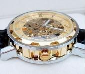 купить Мужские Скелетон часы Winner Simple цена, отзывы