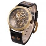 купить Мужские Скелетон часы Winner Salvador цена, отзывы