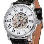 купить Мужские Скелетон часы Winner Supreme цена, отзывы