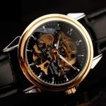купить Мужские Скелетон часы Winner Hermes цена, отзывы