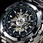 купить Мужские Скелетон часы Winner Timi цена, отзывы