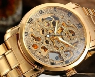 купить Мужские Скелетон часы Winner BestSeller New цена, отзывы