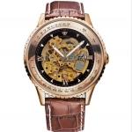 купить Мужские Скелетон часы Ouwei Royal цена, отзывы
