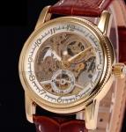 купить Мужские Скелетон часы Orkina Star цена, отзывы