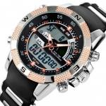 купить Мужские Спортивные Часы Weide Aqua Gold цена, отзывы