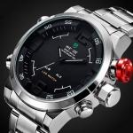 купить Мужские Спортивные Часы Weide Sport Silver цена, отзывы