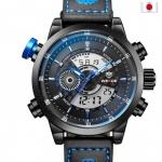 купить Мужские Спортивные Часы Weide Premium Blue цена, отзывы