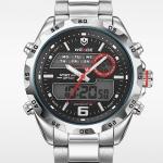 купить Мужские Спортивные Часы Weide Respect Silver цена, отзывы