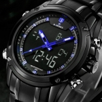 купить Мужские Спортивные Часы Naviforce Aero Blue цена, отзывы