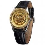 купить Женские классические часы Winner Lux цена, отзывы