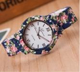 купить Женские классические часы Geneva Rainbow цена, отзывы