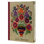 купить Ежедневник Love Ukraine цена, отзывы
