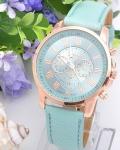 купить Женские классические часы Geneva Uno Mint цена, отзывы