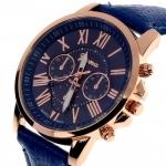 купить Женские классические часы Geneva Uno Blue цена, отзывы