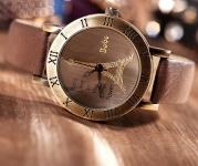купить Женские классические часы CL Paris Brown цена, отзывы