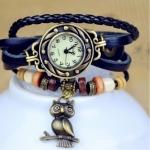 купить Женские классические часы CL Owl цена, отзывы