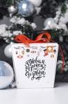 купить Печенье с предсказанием С Новым Годом и Рождеством Христовым цена, отзывы