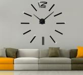 купить Декоративные часы Woow black цена, отзывы