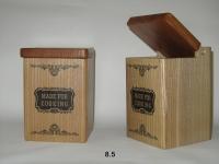 купить Деревянные контейнеры Made For Cooking Black цена, отзывы
