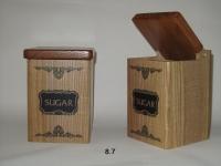 купить Деревянные контейнеры Sugar Black цена, отзывы