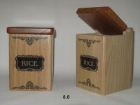 купить Деревянные контейнеры Rice Black цена, отзывы