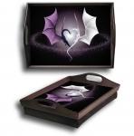 купить Поднос подушка Влюбленные драконы цена, отзывы