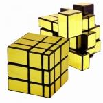 купить Кубик рубика Зеркальный (золото) цена, отзывы