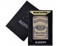 купить Зажигалка Zippo Jack Daniels USA цена, отзывы