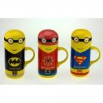 купить Кружка миньон супергерой,3 вида цена, отзывы
