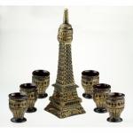 купить Винный набор Эйфелева башня цена, отзывы