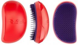 купить Расческа Tangle Teezer ELITE Красная-Фиолетовая цена, отзывы