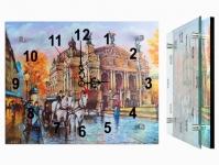 купить Настенные Часы Львовский Оперный Театр цена, отзывы