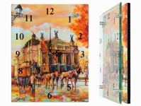 купить Настенные Часы Осенний Львовский Театр цена, отзывы