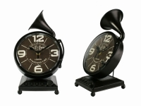 купить Часы Граммофон Антиквариат Black цена, отзывы