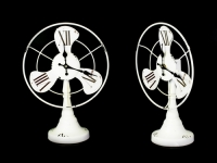 купить Часы Вентилятор Антиквариат White цена, отзывы