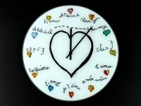 купить Настенные Часы Я Люблю Тебя цена, отзывы