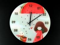 купить Настенные Часы Арбузный Дождь цена, отзывы