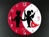 купить Настенные Часы Мальчик и Девочка цена, отзывы