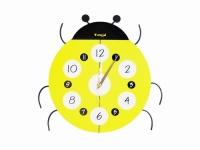 купить Настенные Часы Божья Коровка Yellow цена, отзывы