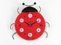 купить Настенные Часы Божья Коровка Red цена, отзывы