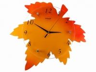 купить Настенные Часы Кленовый Листочек цена, отзывы