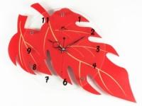 купить Настенные Часы Осеней Листопад Red цена, отзывы