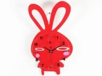 купить Настенные Часы Ушастик Red цена, отзывы