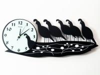 купить Настенные часы Павлины цена, отзывы