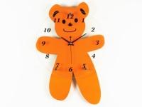 купить Настенные Часы Мишка Orange цена, отзывы