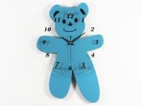 купить Настенные Часы Мишка Blue цена, отзывы