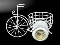 купить Часы Вело Колеса с Корзиной цена, отзывы