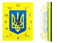 купить Настенные Часы Герб Украины цена, отзывы