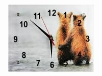 купить Настенные Часы Мишки Вместе Навсегда цена, отзывы